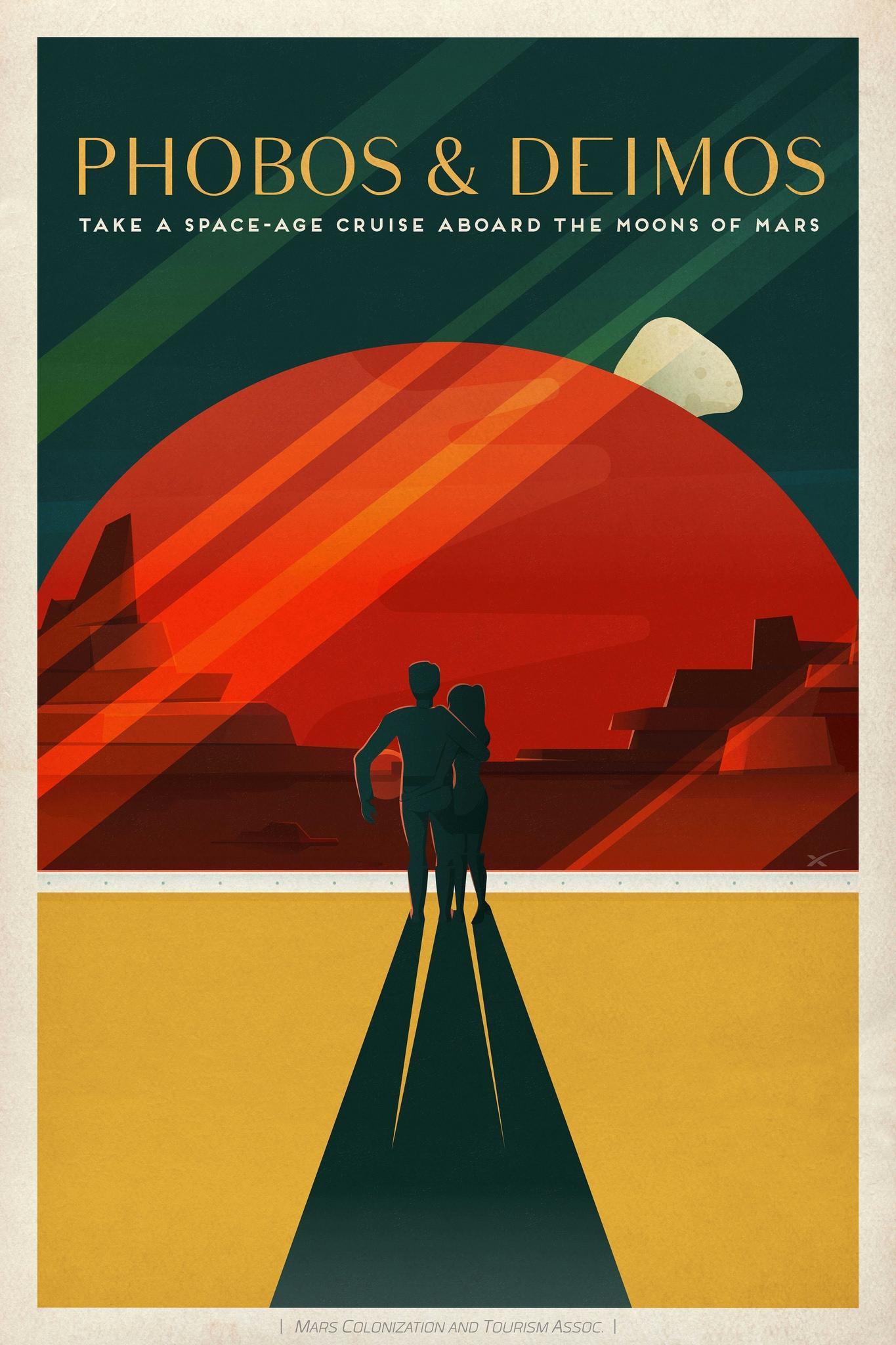 Poster design johannesburg - Spacexposter3 Spacexposter1 Spacexposter2