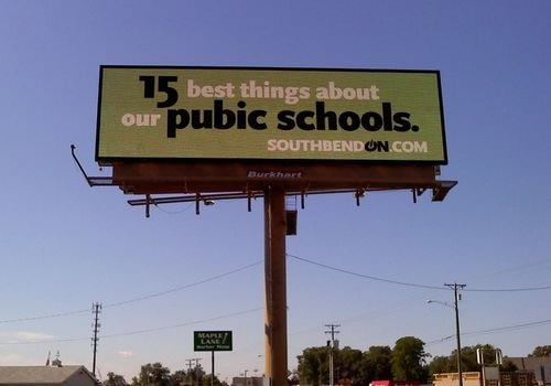 billboard - View funny advertising photos